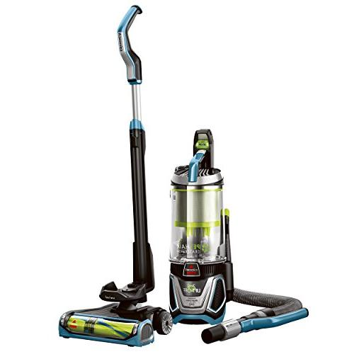 Bissell Eraser Lift Off Bagless Vacuum Blue
