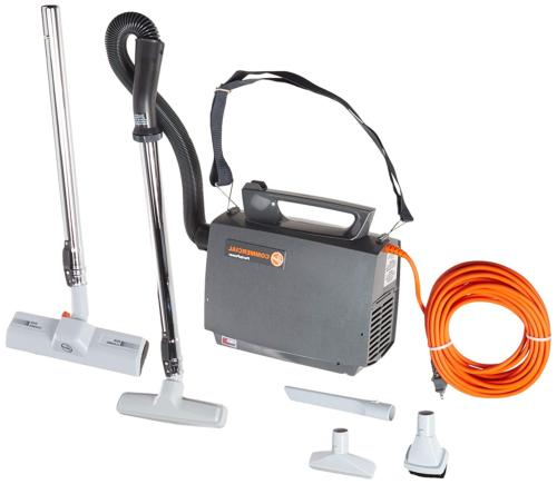 portapower lightweight commercial canister vacuum cleaner ch
