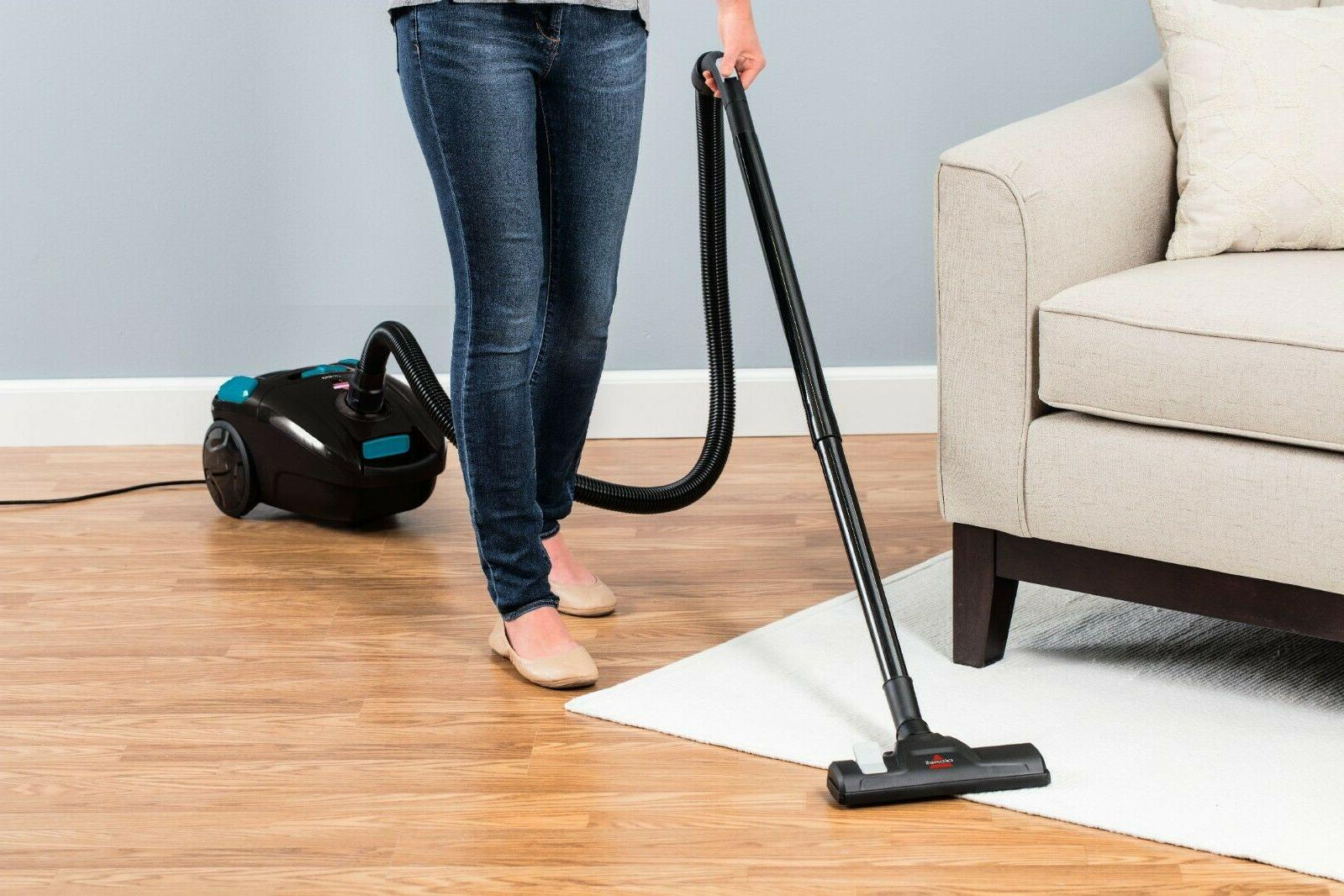 BISSELL PowerForce Canister Vacuum, 2154W