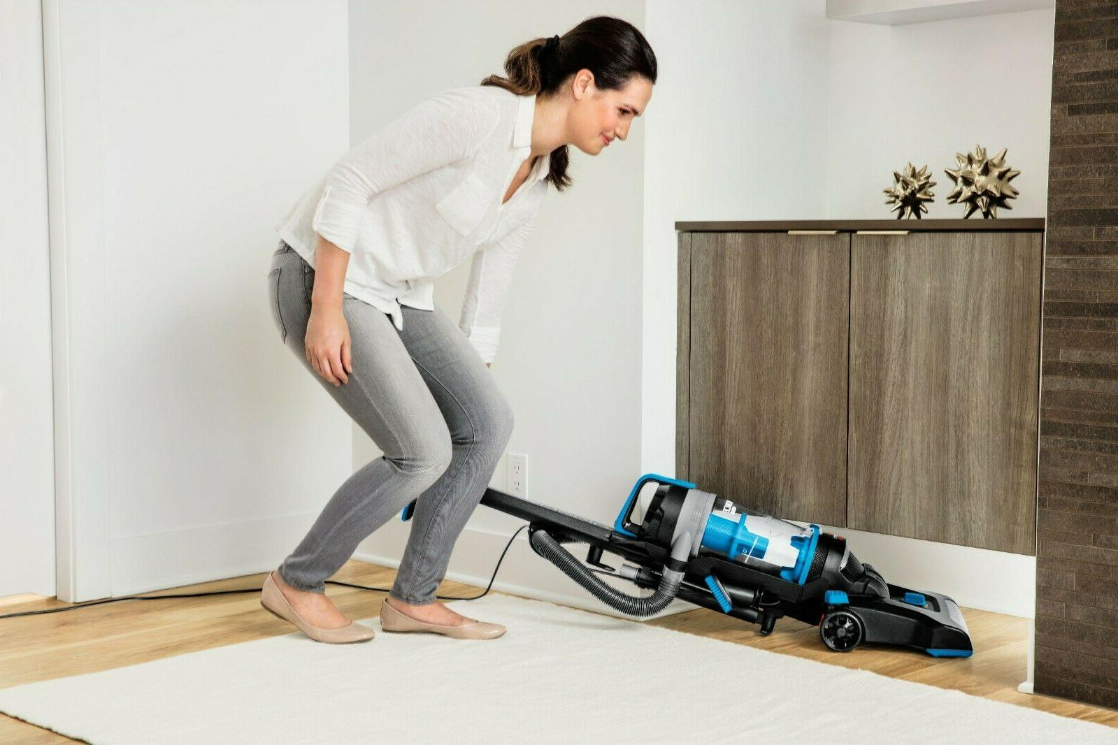 BISSELL Helix Bagless Upright Vacuum Lightweight