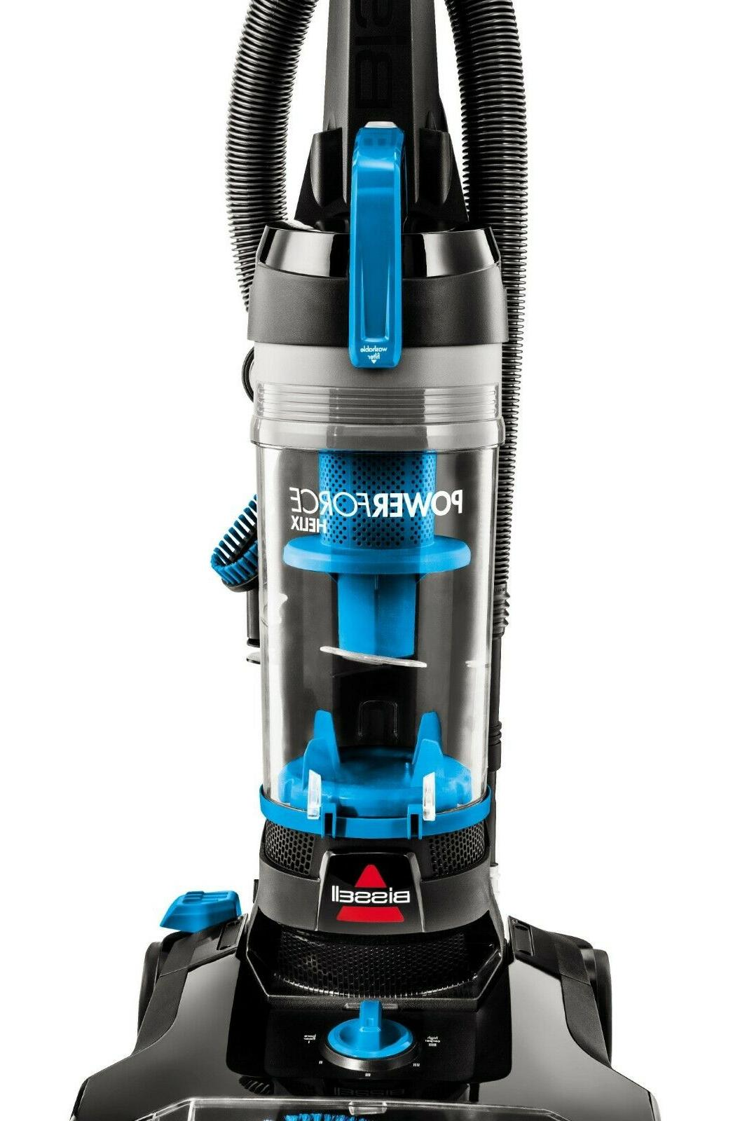 powerforce blue helix bagless upright vacuum cleaner