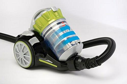 Bissell Powergroom Multicyclonic Canister Vacuum - Corded 1654