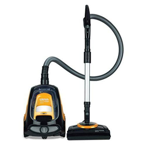 readyforce total bagless canister vacuum