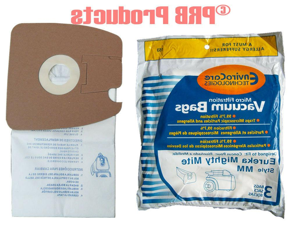 sanitaire type mm bags allergy mighty mite