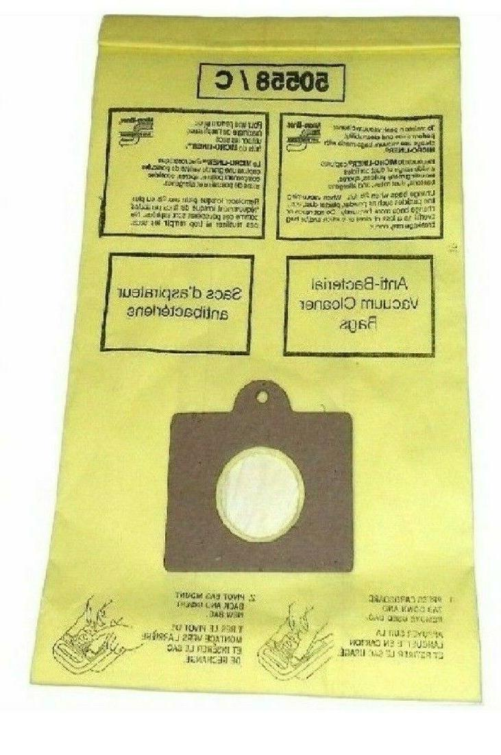 sears kenmore canister vacuum cleaner bags c