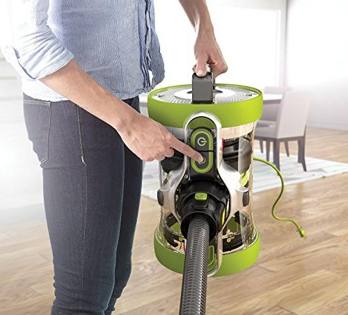 Hoover Position Corded Canister Vacuum SH40090PC