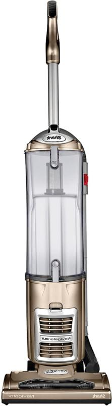 Shark Upright & Canister Upright Vacuum, Gold/Silver