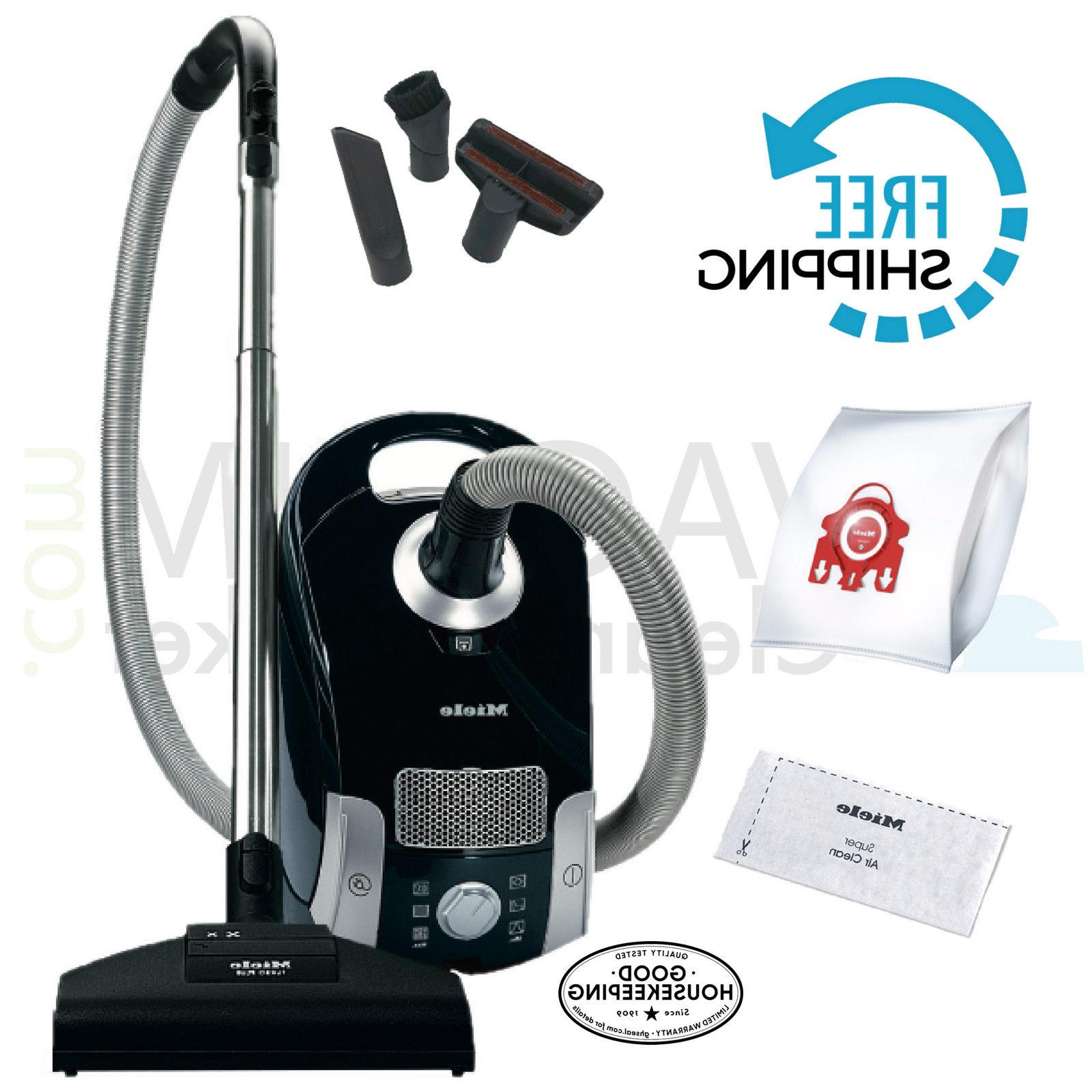Miele Turbo Team C1 Compact Vacuum Cleaner | Now $100 Off!