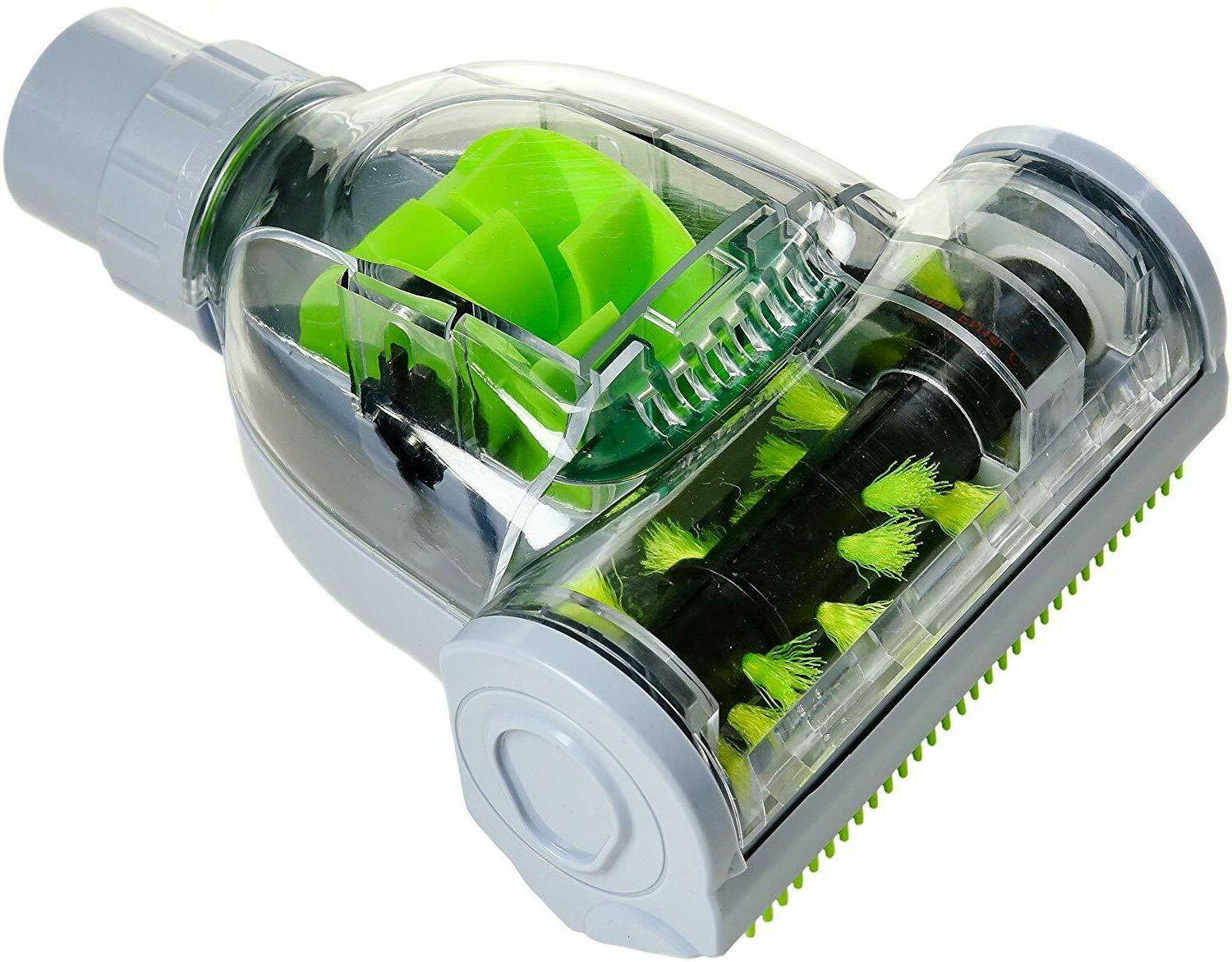 OVENTE Universal Pet/Sofa Brush Attachment for Canister Vacu