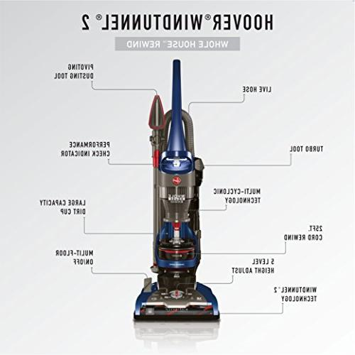 Hoover WindTunnel 2 House Corded Upright