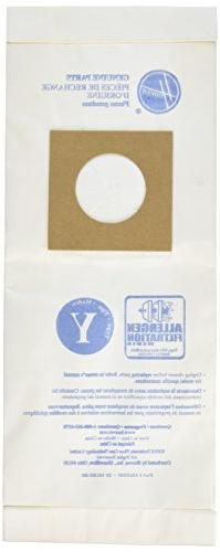 Hoover Type Y Allergen Bag , AH10259