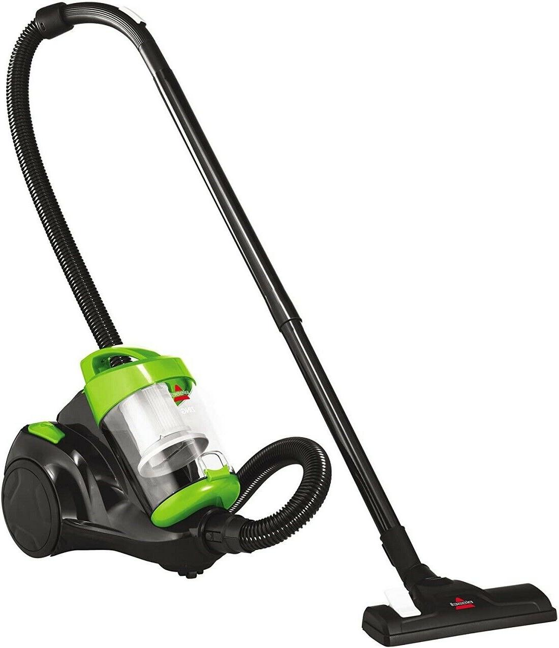 zing canister 2156a vacuum green bagless free