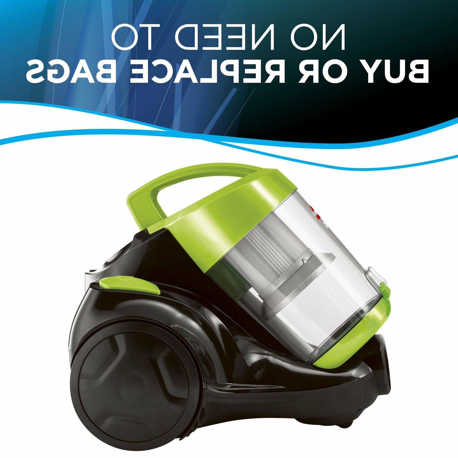 Bissell 2156A Vacuum Green Bagless