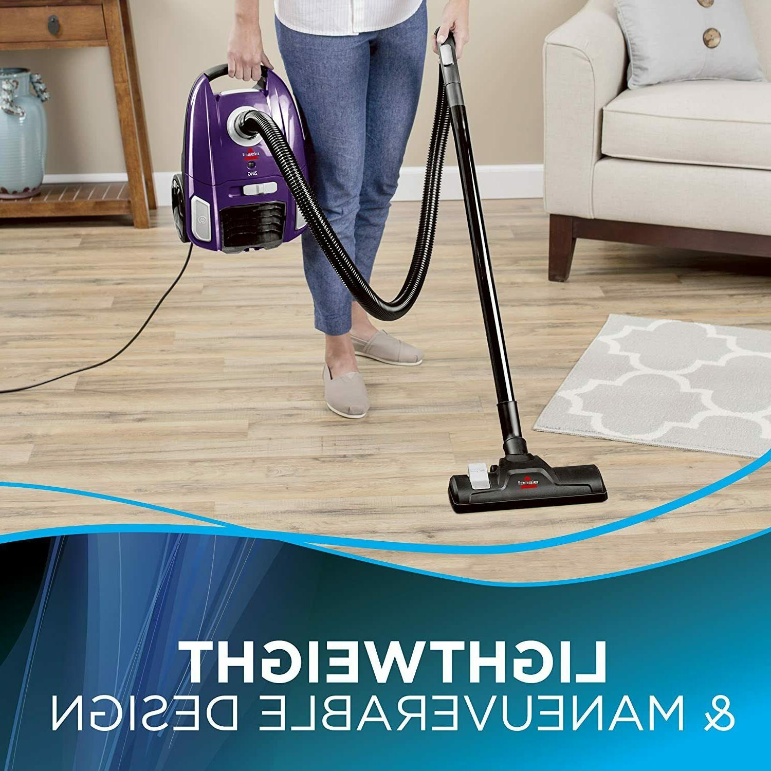 New Zing Vacuum with Auto Cord Retract Free Ship