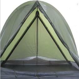 Lightweight Backpacking Tent Extremely Durable Nylon Fabric