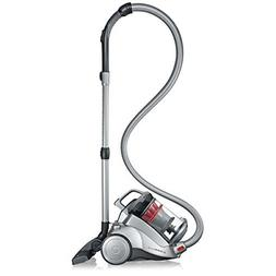 Nonstop Corded Bagless Canister Vacuum Cleaner Polar Silver