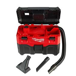 Milwaukee M18 2 Gal. 18-Volt Lithium-ion Cordless Wet/Dry Va