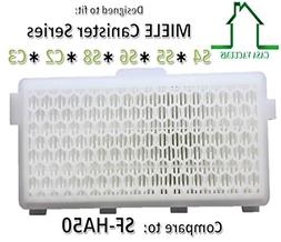 Casa Vacuums Miele SF-HA50 replacement Hepa Filter with ACTI