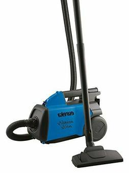 Eureka Mighty Mite Bagged Canister Vacuum Cleaner, Pet, 3670