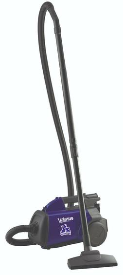 mighty mite petlovers canister vacuum model 3684f