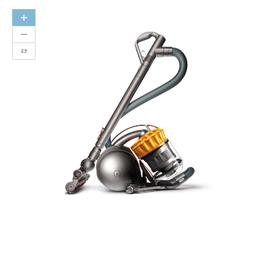 NEW Dyson Ball Vacuum Cleaner Canister Bagless Corded Muli F