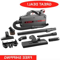 New Oreck Canister Vacuum XL Cleaner Handheld Attachments Su