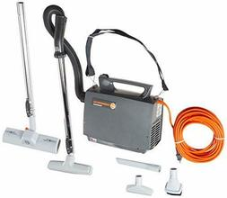 portapower lightweight commercial canister vacuum extra wide