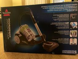 Bissell Powergroom Multicyclonic Bagless Canister Vacuum - C