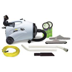 PROTEAM ProVac Canister Vacuum Cleaner,12 lb., 103220