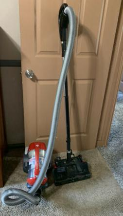 Dirt Devil Quick Power Cyclonic Canister Vacuum SD40030