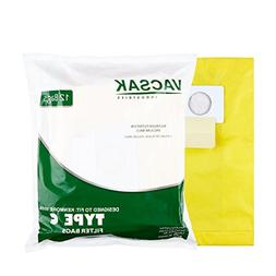 Kenmore Canister Type C Vacuum Bags. Fits 5055, 50557 and 50