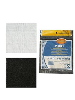 EnviroCare Replacement Vacuum Filters for Kenmore Sears Prog