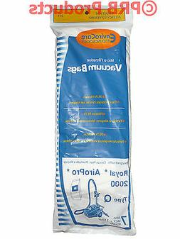 Royal Aire 2000 Type Q Allergy Canister Vacuum Cleaner Bag 3