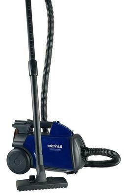 s3681 blue gray canister vacuum cleaner