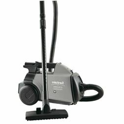 Sanitaire S3686E Heavy Duty Bagged HEPA Canister Vacuum W BO