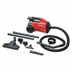 SANITAIRE SC3683B Canister Vacuum, 135 CFM, 71 dBa