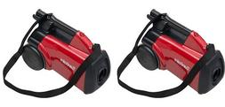 Sanitaire SC3683B Commercial Canister Vacuum, Red )