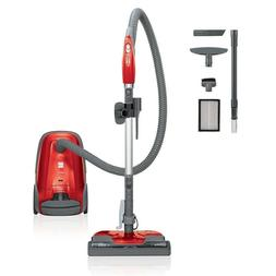 Kenmore 81414 400 Series Bagged Canister Vacuum - Red