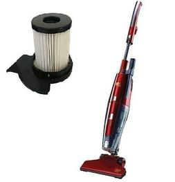 Fuller Brush Spiffy Maid Bagless Broom Vacuum Cleaner and Re