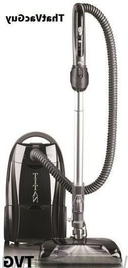 Titan T9500 Deluxe Canister Vacuum Cleaner HEPA Filter teles