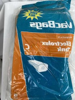 Electrolux Tank  Style C Vacuum Bag Canister Vac 14 Bags Ori