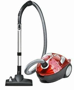 Dirt Devil Tattoo Crimson Bouquet Bagged Canister Vacuum SD3
