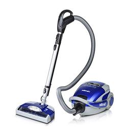 Prolux TerraVac Deluxe Series Canister Vacuum with HEPA Filt