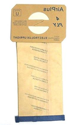 TVP 12 Bags for Upright Vacuum Cleaner STYLE U