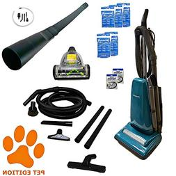 Panasonic Upright Vacuum Cleaner MC-UG383 Pet Edition Great