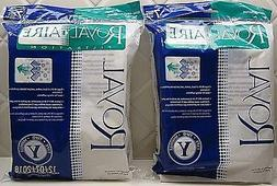 Royal Upright Vacuum Type Y Filter Bags 7 Pk Part # Ar10140,