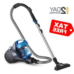 Vacuum Cleaner Eureka Whirlwind Bagless Canister Lightweight