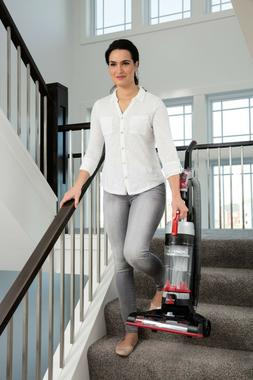 Vacuum Turbo Bag-less Powerful Cleaner Upright Canister Pet
