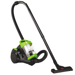 Bissell Zing Canister, 2156A Bagless Vacuum, Green Green Bag