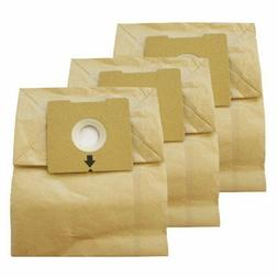 Bissell Zing Canister Vacuum Bags 3 Pack For Model 4122 Seri